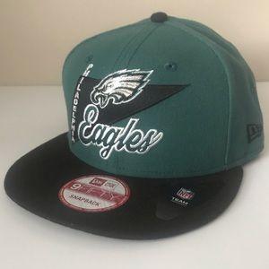 New Era Philadelphia Eagles Fitted